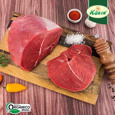 Patinho Orgânico Resfriado Korin peça aprox 1,5kg