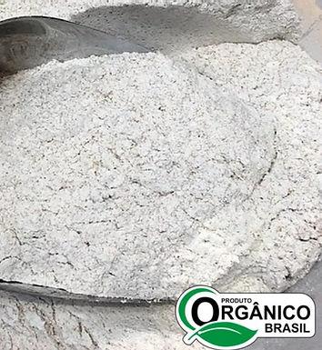 Farinha de Trigo Integral Orgânica Biorgânica 500g