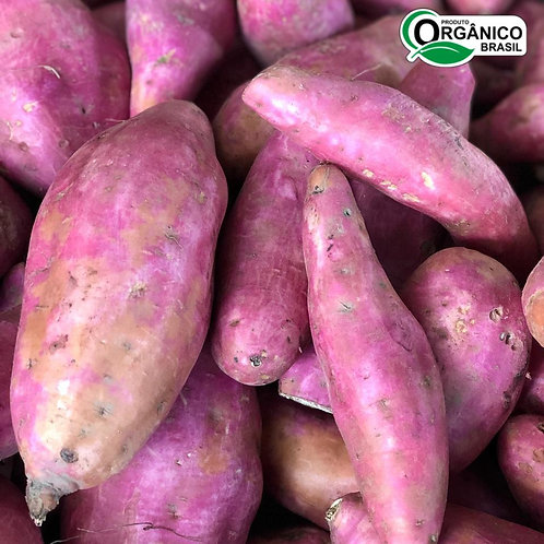 Batata Doce Orgânica 400-500g