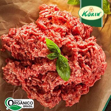 Carne Moída Magra Orgânica aprox 0,8kg