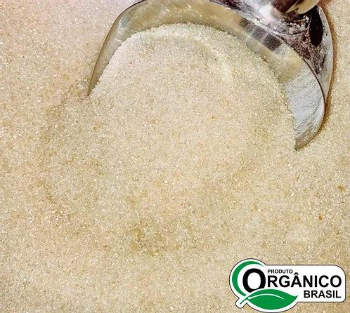 Açúcar Cristal Orgânico Monte Alegre aprox. 500g