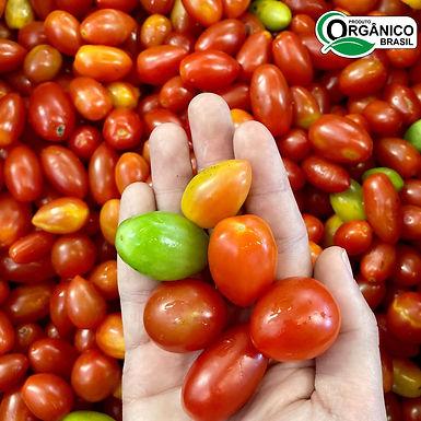 Tomate Grape Orgânico 250g - 300g