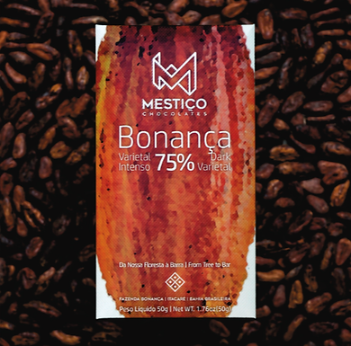 Chocolate Bonança 14 Varietal 75% Mestiço