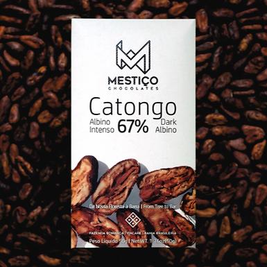 Chocolate Catongo Forastero Albino 67% Mestiço