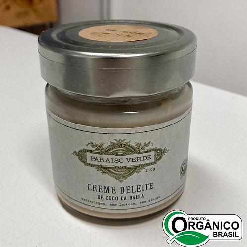 Creme De Leite de Coco da Bahia - ParaísoVerde -210g