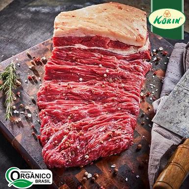Fraldinha Orgânica Resfriada Korin - peça inteira aprox1kg