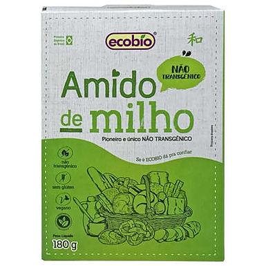 Amido de Milho não transgênico  – 180g -ECOBIO