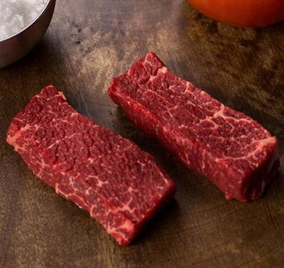 Bife de Acém Orgânico Resfriado (Denver Steak)- Bio Carnes - peça vácuo