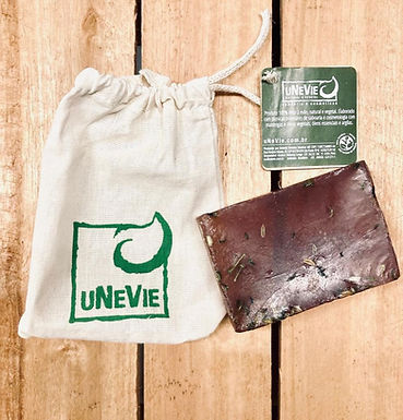 Sabonete Lavanda e Anis (glicerinado) uNeVie