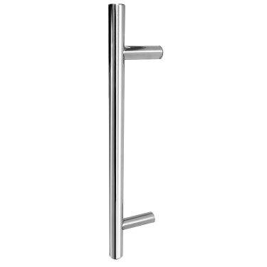 ZCS2G 19mm DIA. GUARDSMAN PULL HANDLE SATIN STAINLESS STEEL