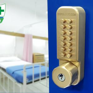 BL2701 Cu ECP – Antimicrobial copper alloy keypad Digital Door Lock