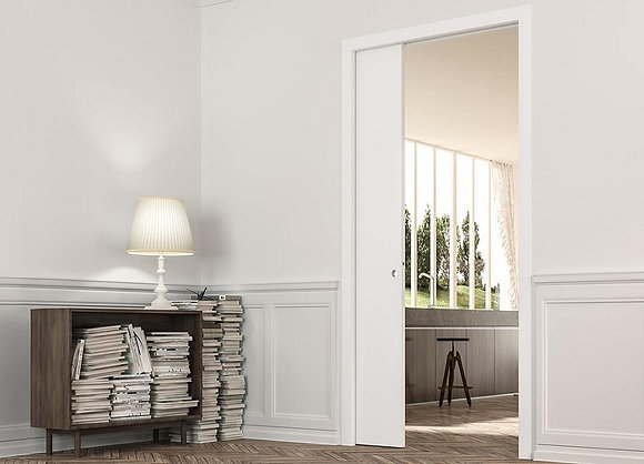 Classic SINGLE Pocket Door System By Eclisse