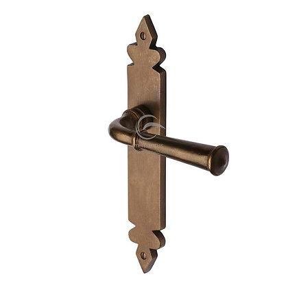 Heritage Brass RBL5810 Ludlow Sold Rustic Bronze Lever Latch Door Handl
