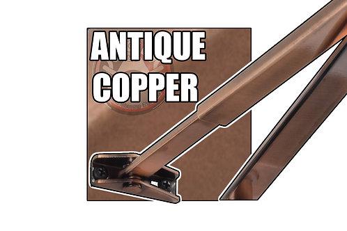 Rutland TS.9205 FBA.1 Antique Copper Flat Bar Arm Set Only   Halesowen
