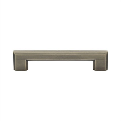 M Marcus VF086 Distressed Brass Binary Cabinet Handle