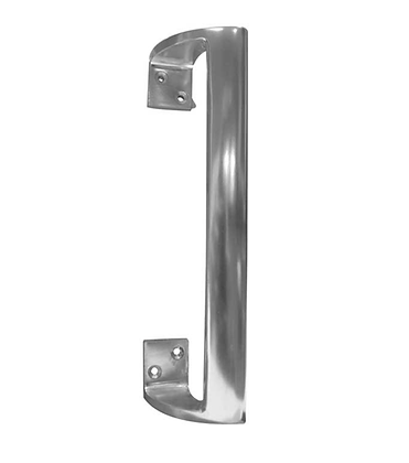 J3572A 225mm OVAL GRIP CRANKED  PULL HANDLE SAA