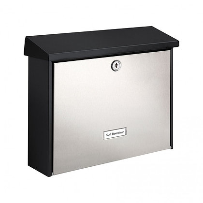 BURG WACHTER London Stainless Steel Post Box