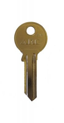 SECURE ARC SEMI RESTRICTED KEYS