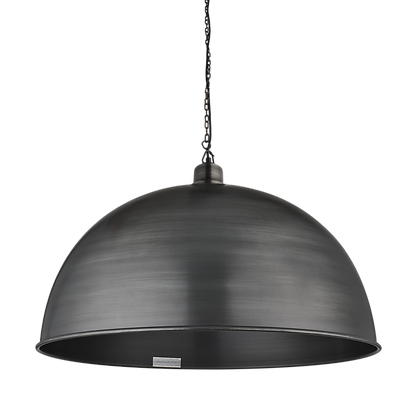 Dustville Pewter 24 Inch Giant Dome