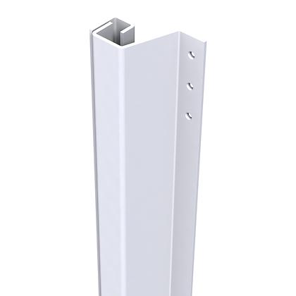 SECUSTRIP TYPE 3 ANTI-JEMMY DOOR SECURITY STRIP - OUTWARD OPENING