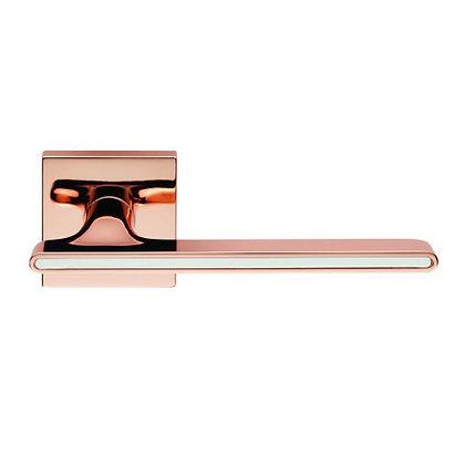 Carlisle Brass CEB060Q CEBI Copper Zara Lever Door Handl