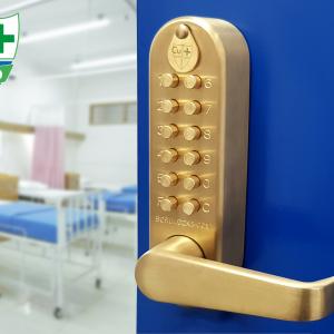BL5401 Cu ECP – Antimicrobial copper-alloy keypad Digital Door Lock