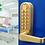 Thumbnail: BL5401 Cu ECP – Antimicrobial copper-alloy keypad Digital Door Lock