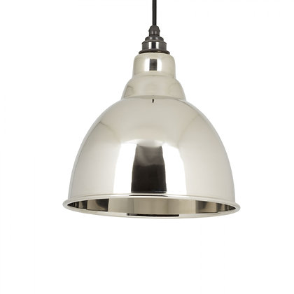 From The Anvil Brindley Pendant Smooth Nickel 49504