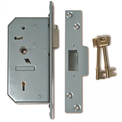 Chubb-Union 3R35X 5 Detainer Deadlocking Mortice Nightlatch And Furniture