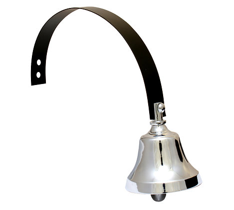 BH1003BC Classic Shop Door Bell On Spring