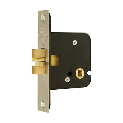 IMPERIAL G8029 BATHROOM SLIDING DOOR LOCK 76mmSC