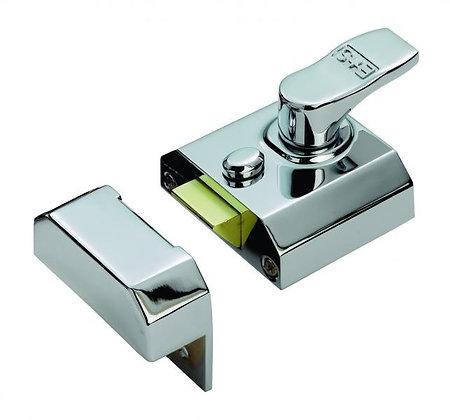 RCN8240 CONTRACT RIM CYLINDER NIGHTLATCH 40mm 3 KEYED