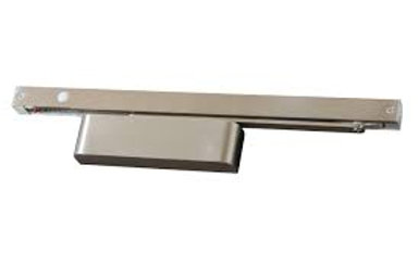 Rutland TS.FIRETRAK.115 Satin Nickel Electromagnetic Slide Arm Closer