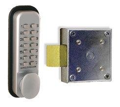 Borg BL2000 KVSC Thumb-turn, Keypad, Inside Slam Latch