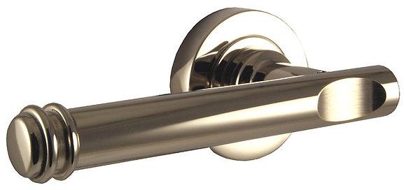 Polished Nickel Porto Lever Door Handles PN1401