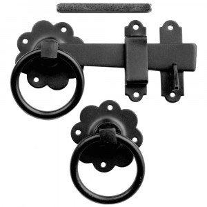 1136 Ring Gate Latch 150mm
