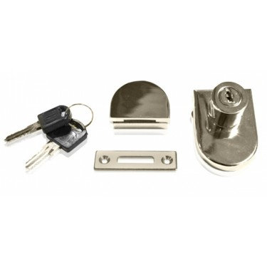 NS.GL1 GLASS DOOR LOCK