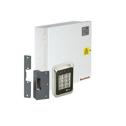 AKT4225 SINGLE DOOR KEYPAD ACCESS CONTROL KIT