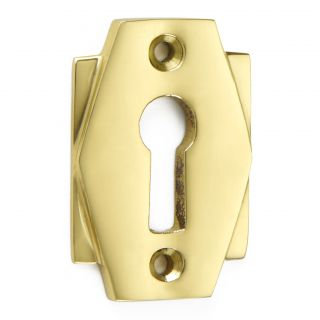 Croft 7008 Art Deco Escutcheon