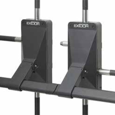 EXIDOR 704BD/30 SEVEN POINT LOCKING SYSTEM DOUBLE PANIC BOLT