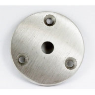 HANDRAIL DISC 100 X 6MM CHAMFERED