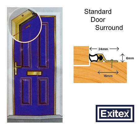 Exitex - Standard Door Surround - 5180mm