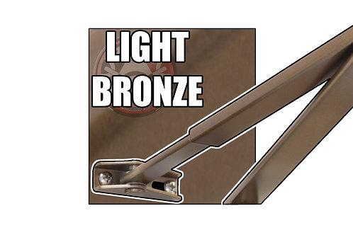 TS.9205 FBA.1 Light Bronze Flat Bar Arm Set Only