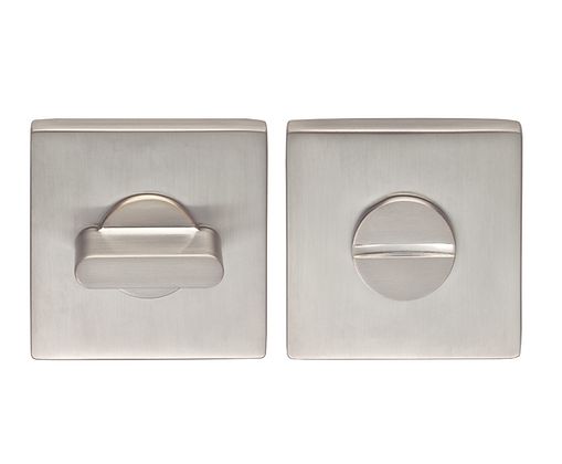 SQUARE TURN AND RELEASE IN SATIN CHROME FINISH CEB004Q