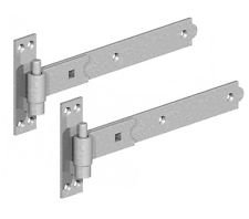 GALVANISED HOOK AND BAND HINGES