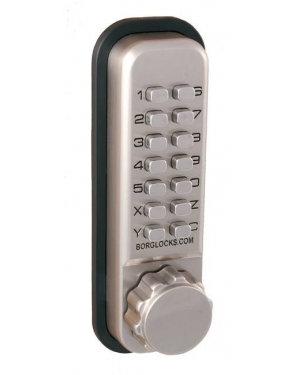 Borg BL2521 Digital Lock (Back To Back)