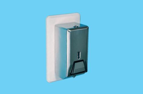Anti-Ligature Soap Dispenser