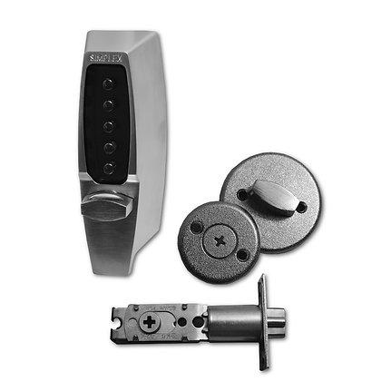 Kaba Simplex/Unican 7104 Series Mortice Deadlatch Digital Lock