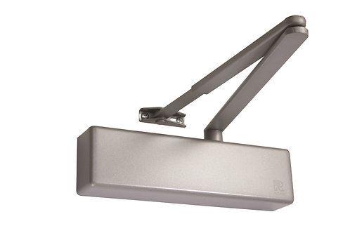 Rutland TS.4204 Size 2-4 Contract Overhead Door Closer Silver