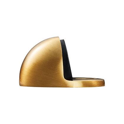 Carlisle Brass AA20 Satin Brass Oval Floor Door Stop